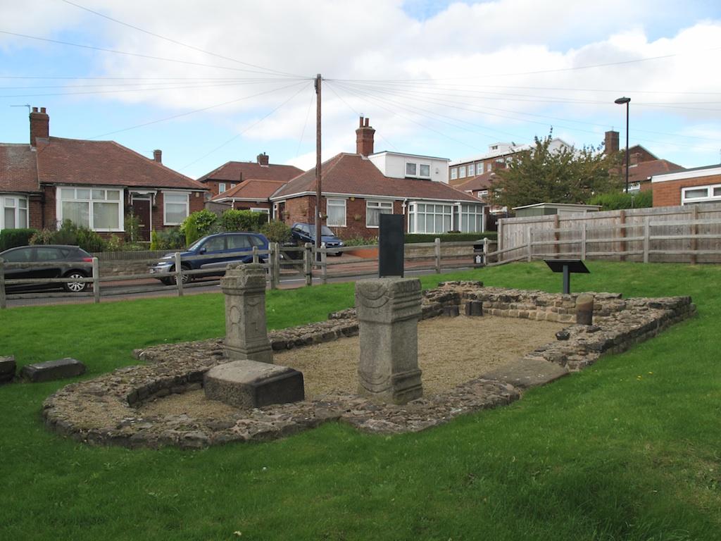 Benwell Roman Temple