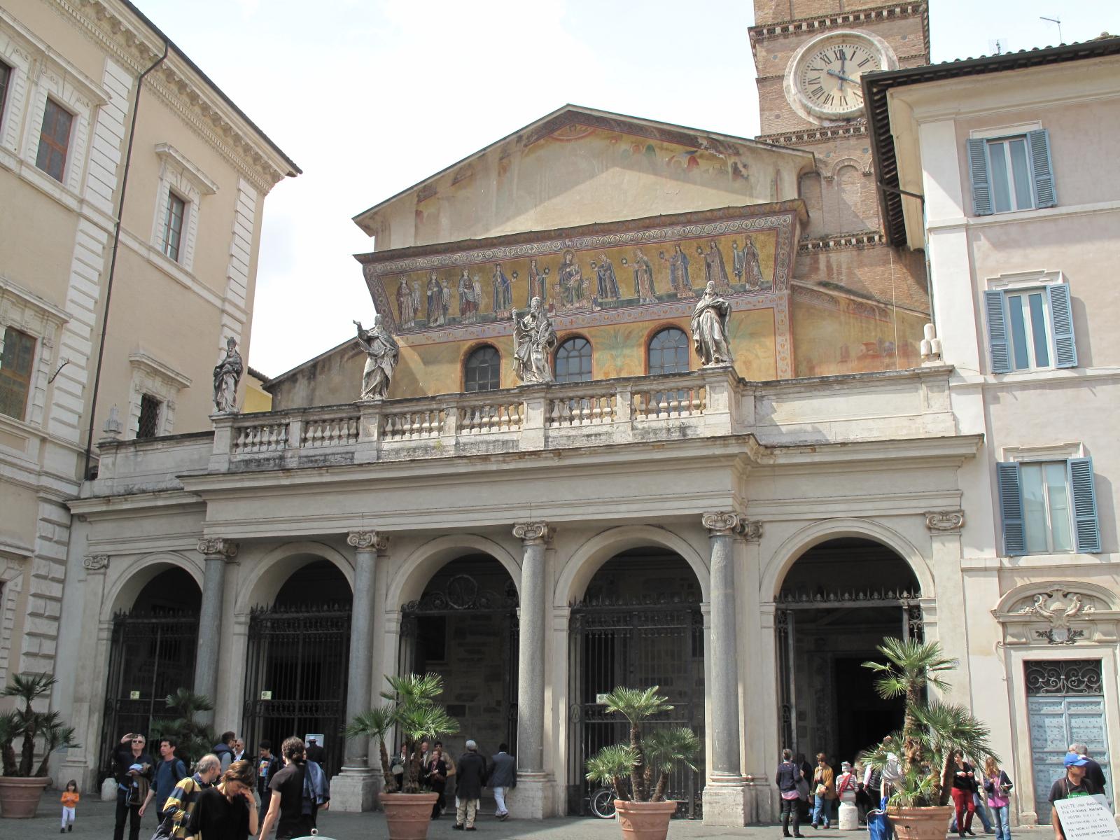 Church of Santa Maria Trastevere